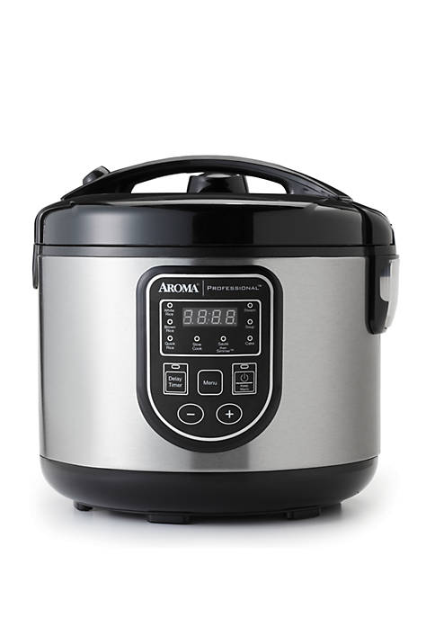 Aroma Professional 16 Cup Digital Rice Cooker, Slow