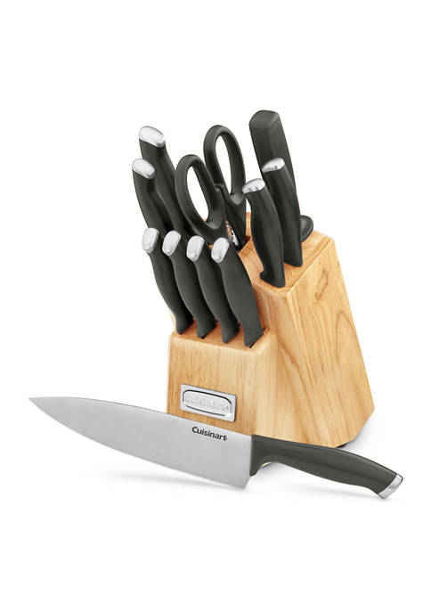 Classic Collection Cutlery Block Set - 12 Piece