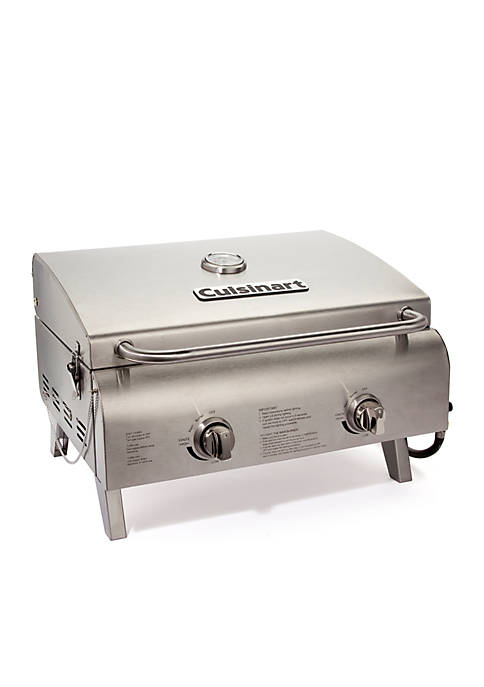 Cuisinart Chefs Style Stainless Tabletop Grill