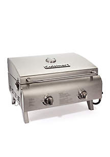 Chef's Style Stainless Tabletop Grill