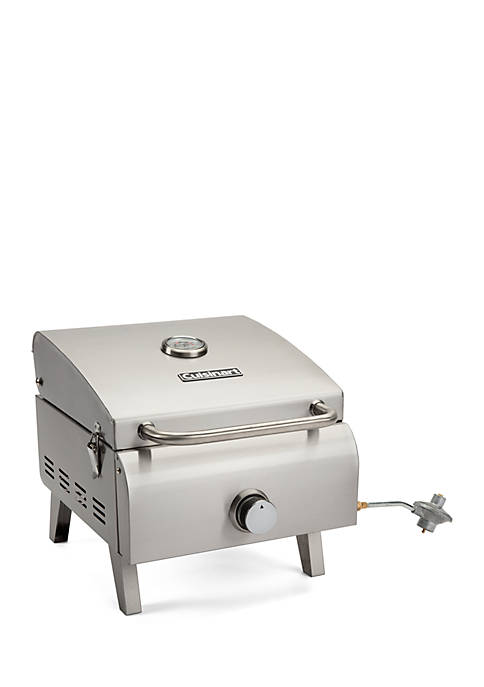 Cuisinart Chefs Style Single Burner Gas Grill