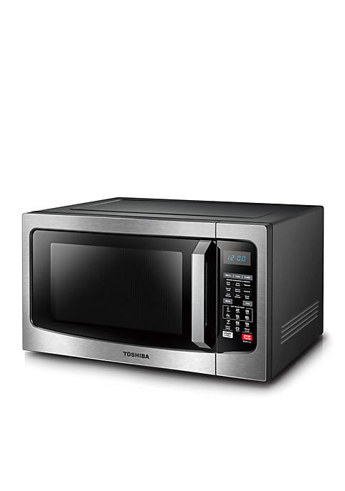1.5-Cubic Foot Stainless Steel Convection Microwave