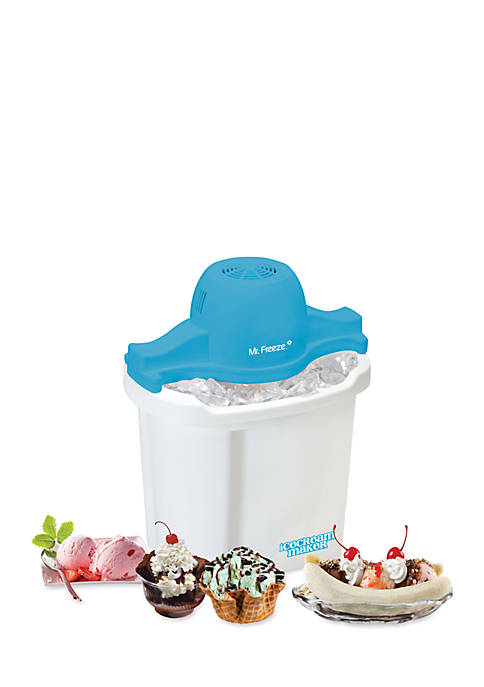 Elite Mr Freeze 4 Quart Electric Ice Cream