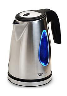 Elite Platinum 1.7 Liter Cordless Electric Kettle