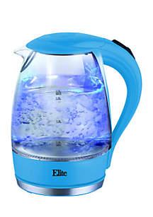 Elite Glass Cordless Electric Kettle