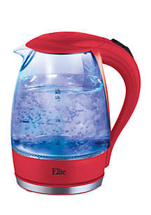 Glass Cordless Electric Kettle