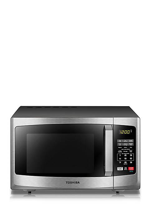 Toshiba Stainless Steel Microwave