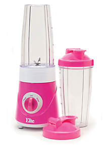 Personal Drink Mixer And Travel Cups