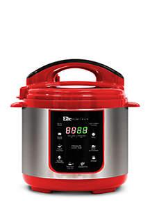 Elite Nine Function Digital Pressure Cooker
