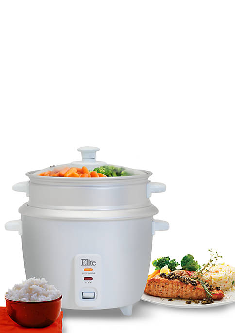 16 Cup Rice Cooker with Steam Tray