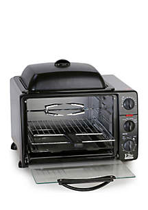 Convection Countertop Oven With Rotisserie