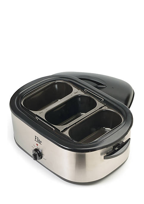Elite Roaster Oven Buffet Server Electric Knife