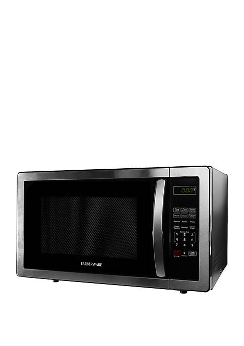 Classic FMO11AHTBKB 1.1 Cu Ft 1000 Watt Microwave Oven, Stainless Steel