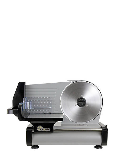 Chard 8.6-in. Stainless Steel Electric Slicer
