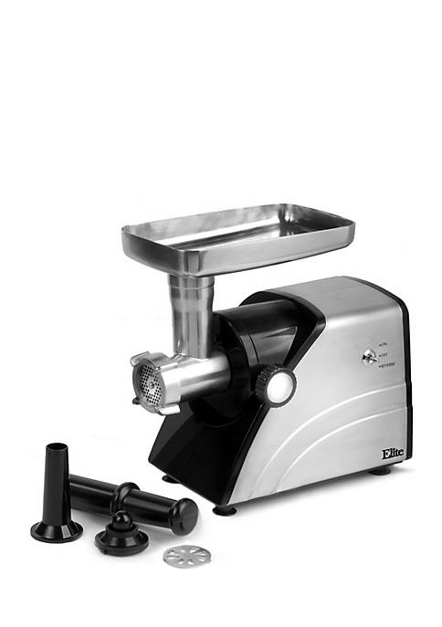 Elite Stainless Steel Meat Grinder