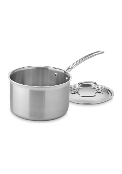 MultiClad Pro Stainless Saucepan with Cover - MCP19420N