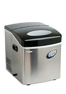 Stainless Steel Mr. Freeze Portable Ice Maker