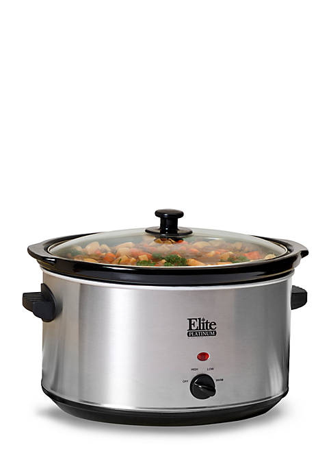8.5-Quart Slow Cooker