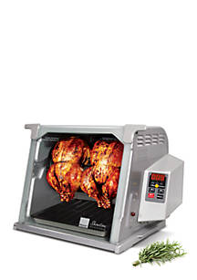 Refurbished ronco showtime digital rotisserie and bbq oven.