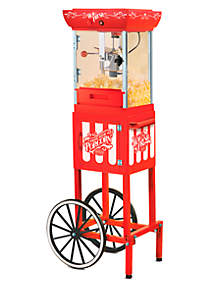 48-in. Old Fashioned Movie Time Popcorn Cart CCP399