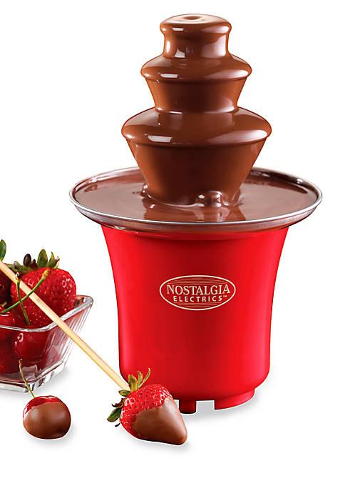 Nostalgia Mini Chocolate Fountain CFF300