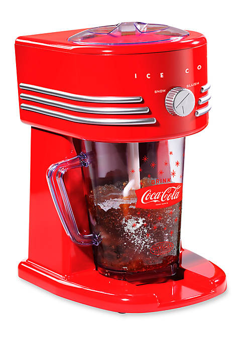 Nostalgia Coca-Cola Series Frozen Beverage Station