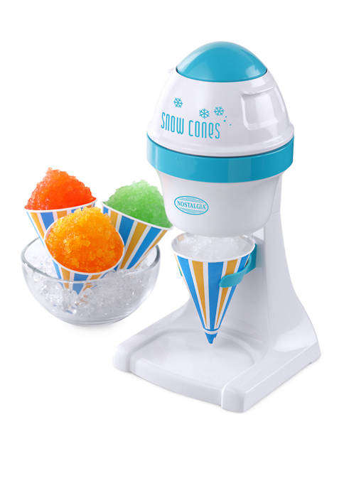 Electric Shaved Ice and Snow Cone Maker