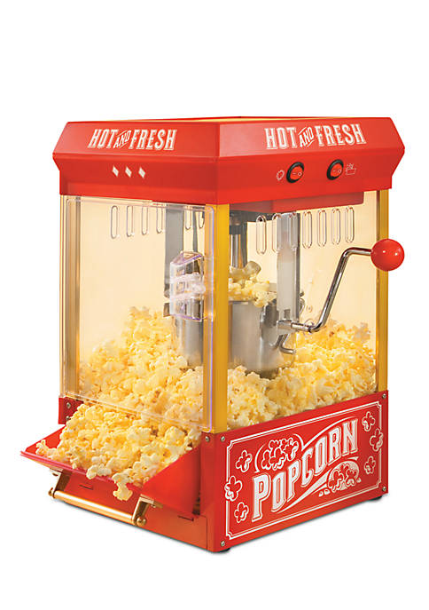 Nostalgia 2.5 Ounce Kettle Popcorn Maker