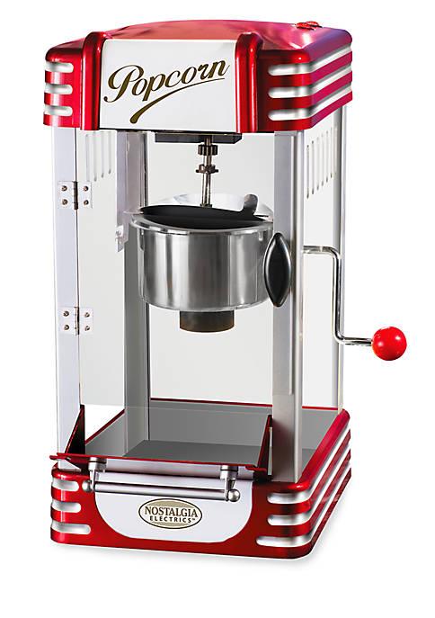 Nostalgia Retro Series Kettle Popcorn Maker