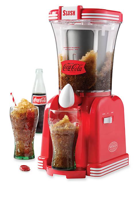 Nostalgia Coca-Cola Series Slush Machine
