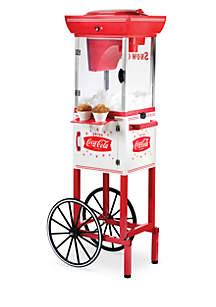 4-ft. Tall Coca-Cola Snow Cone Cart - SCC399COKE