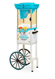 Vintage Collection Snow Cone Cart