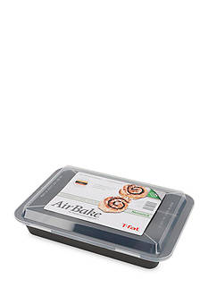 T-fal® 13-in. x 9-in. Nonstick Cake Pan with Cover