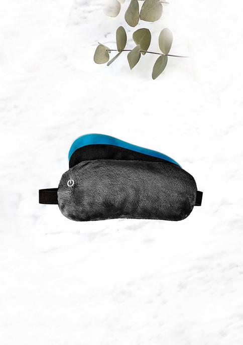Sharper Image Eye Massage Mask with Aroma &