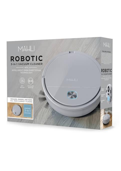 Robotic 3-in-1 Vacuum Cleaner