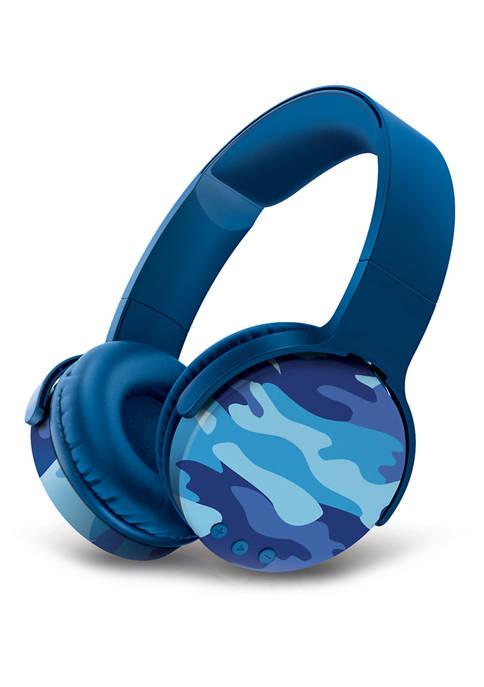 Polaroid Camo Wireless Headphones