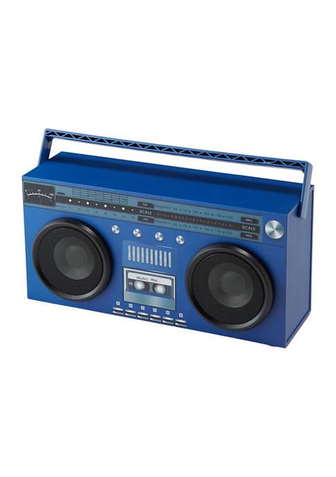 Wireless Vintage Boombox