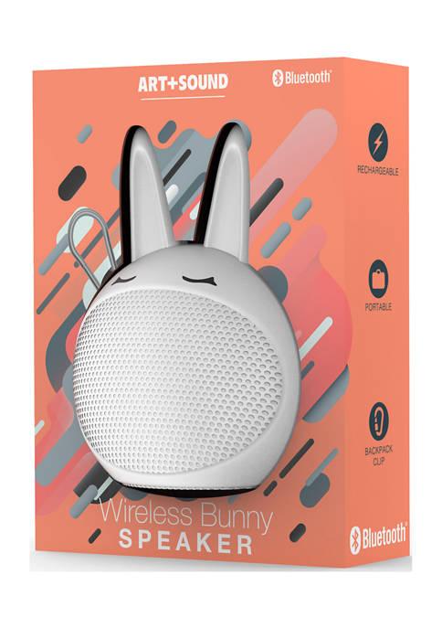 Art + Sound Wireless Bunny Speaker