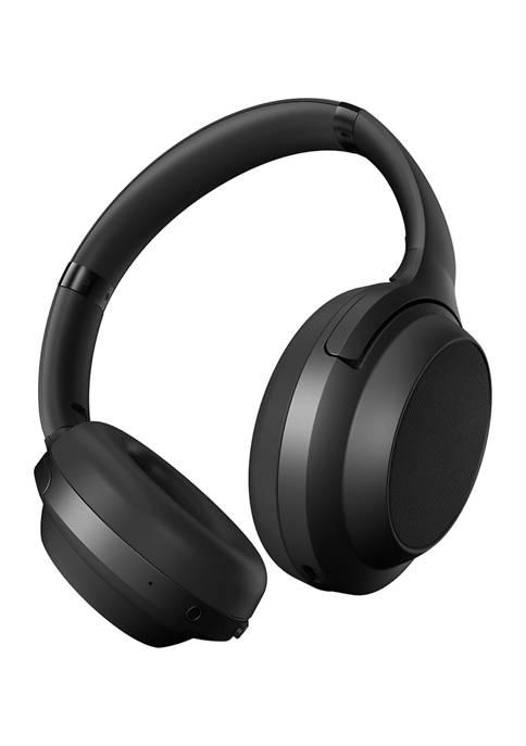 Brookstone Wireless Noise-Canceling Headphones