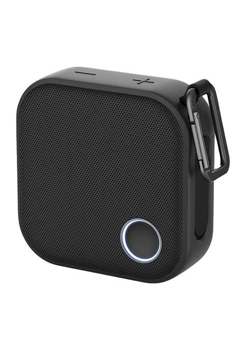 Brookstone Big Blue Go Compact Speaker