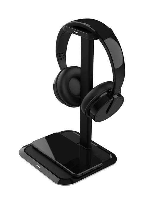Wireless Charging Headphones