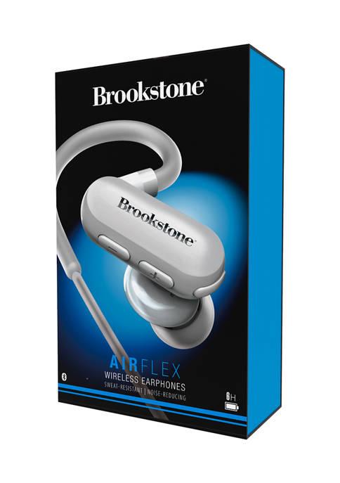 Brookstone Airflex Athletic Wireless Earphones