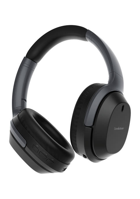 Brookstone Silent Dynamic Noise Canceling Headphones