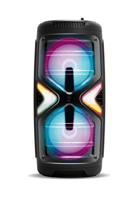 Brookstone DynamicBoost Wireless Party Speaker