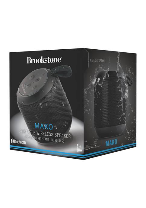 Brookstone Portable Wireless Speaker
