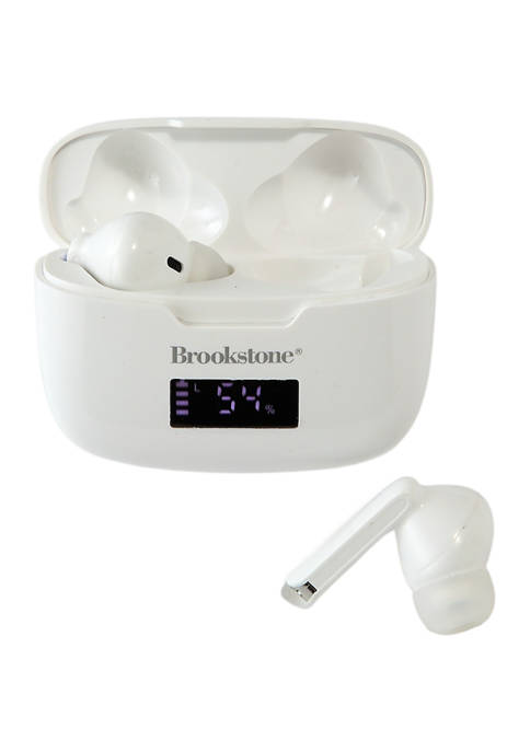 Brookstone Elite Touch Earbuds
