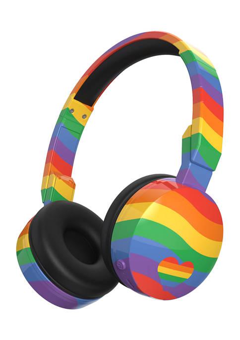 Colorways Rainbow Wireless Headphones