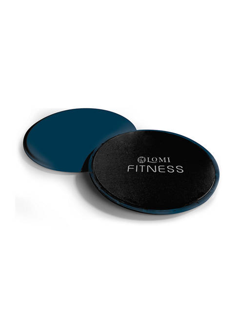 LOMI 2 Pack of Gliding Discs