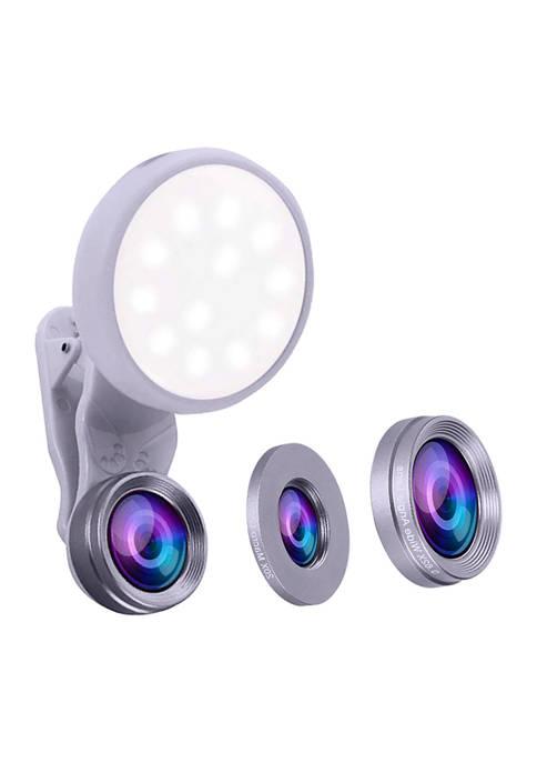 Polaroid Fisheye Selfie Lens for Smart Devices