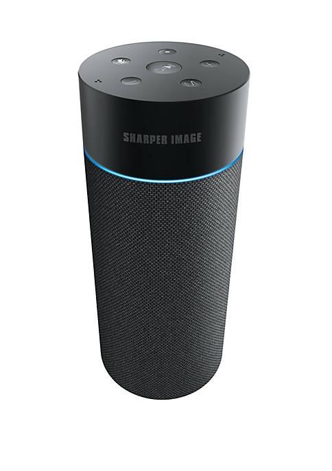 Sharper Image Wi-Fi Speaker with Amazon Alexa